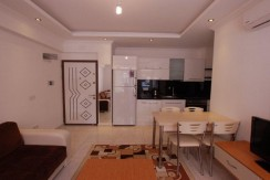 Alanya center resale apartment for sale ideal