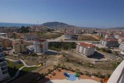 Penthouse for sale in the Alanya center  # 2836 ideal