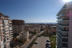 Seaview Resale Apartment in Alanya  # 2812 ideal