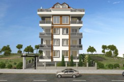 CİTY ALAİYE APARTMENT