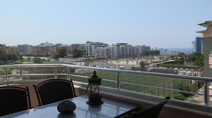 Luxury Penthouse for Sale in Oba Alanya  IDEAL