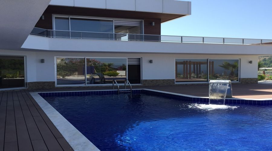 Luxury villa for Sale in Alanya  IDEAL
