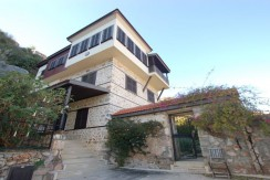 Turkish Design Villa at Castle of Alanya