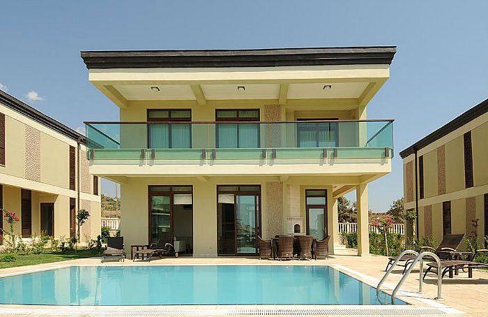 Alanya Goldcity Villa