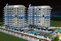 Elite Marina Centrum, Alanya Centre 2base