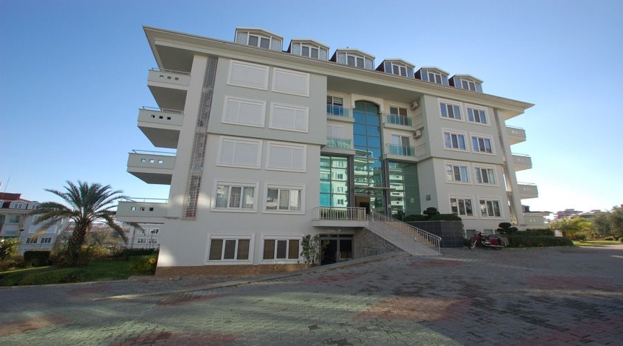 Olive City Resale Apartment in Alanya  # 3029 ideal