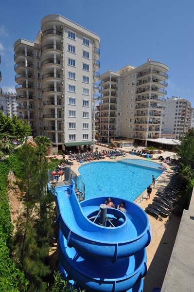 Panorama B 1+1, Alanya Tosmur
