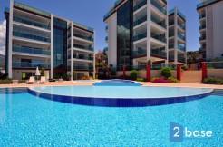 107.000 Euro – 248.000 Euro – Kargıcak – Litore Residence Kargicak