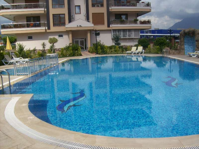 Alanya Super Lux 4+1 Apartment For Sale (Not Dublex)